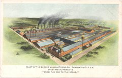 Berger Manufacturing Co Plant, Canton, OH